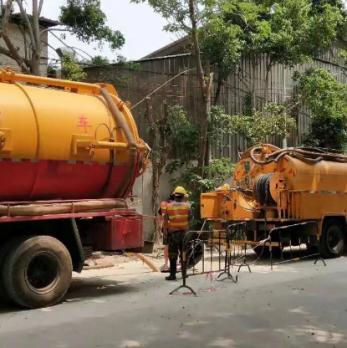 海口管道疏通管道清淤