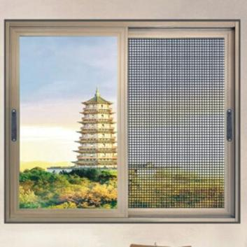 西安纱窗制作就选华宇金刚网纱窗