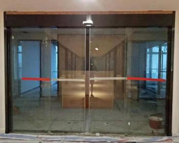 海口进口自动玻璃感应门|海口自动玻璃感应门厂家