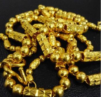 海拉尔高价回收黄金