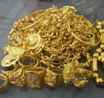海拉尔黄金回收专业回收黄金
