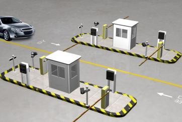 太原停车场系统智能停车系统