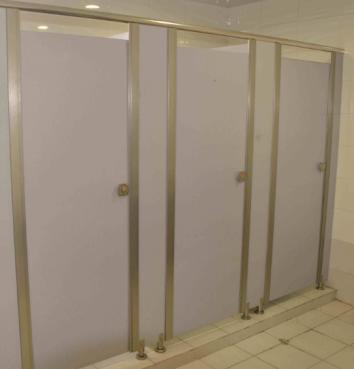 临沂卫生间隔断安装之前需要注意的问题
