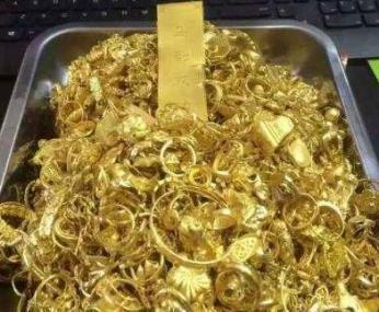 温州黄金回收价格