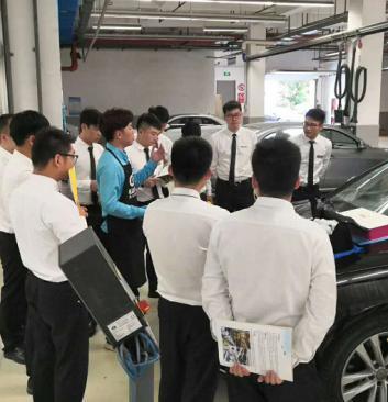 四川汽车美容加盟店 一个理想的创业平台