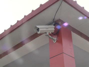 常平监控安装施工流程