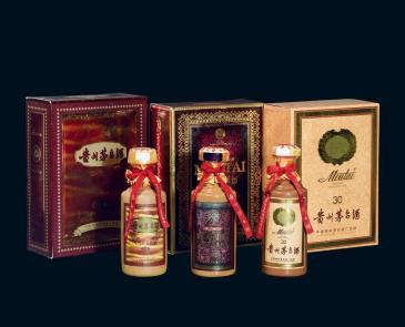 桂林50年茅台酒回收多少钱