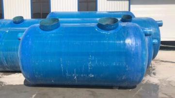 衡水玻璃钢化粪池产品性能特点