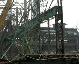 宁波钢结构厂房拆除回收