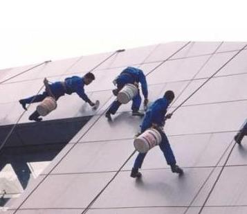 柳州清洗外墙玻璃地面清洗养护打蜡幕墙清洗