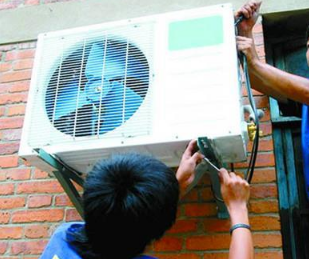 保定空调安装空调专业安装