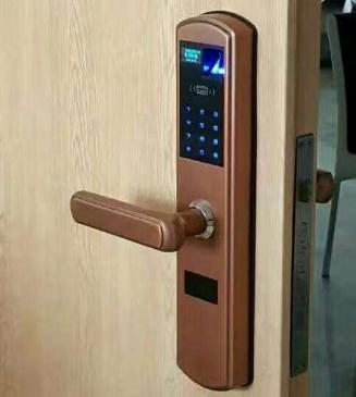 泾阳上门安装指纹锁