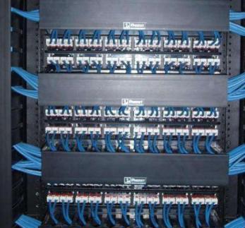 德阳综合布线企事业单位提供办公室布线