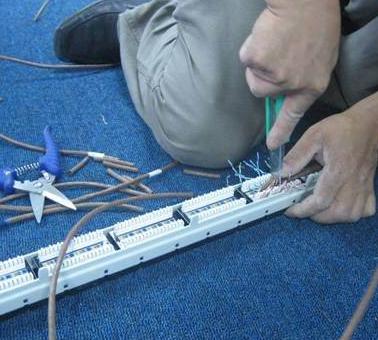 德阳弱电电工程监控布线