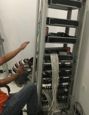 南海网络综合布线工程