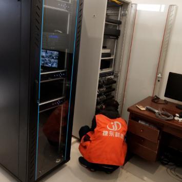 南海网络布线工程
