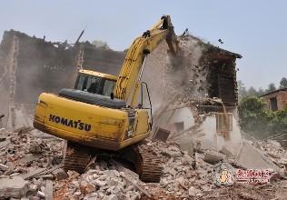 杭州房屋拆旧收费合理
