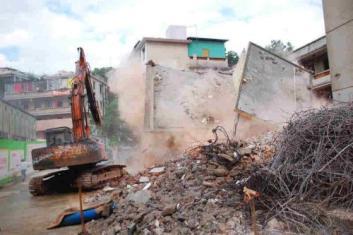 杭州房屋拆旧服务范围
