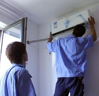马鞍山家用和商用空调维修安装