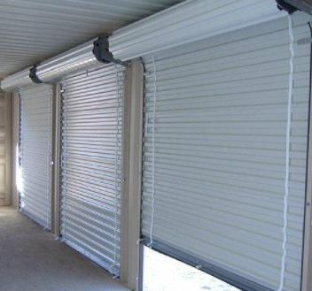 曲靖专业制作安装及维修各类卷帘门