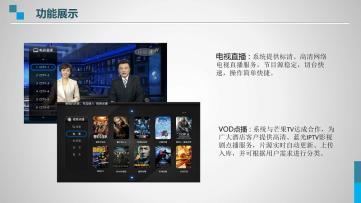 内蒙古智慧IPTV互动电视系统电信运营商源采集方案