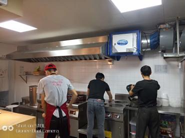 厦门厨房油烟净化器安装