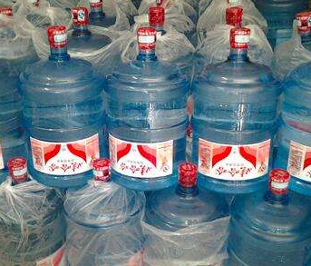 九江桶装水正规配送单位