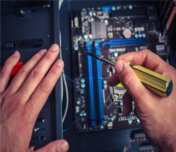 惠州电脑维修公司因为专注所以专业