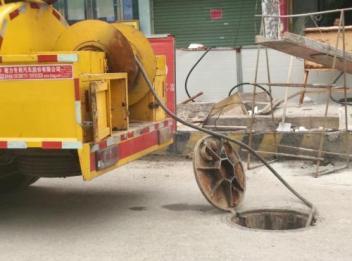 南丹管道疏通技术精湛