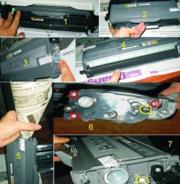 商丘打印机加粉墨打印机维修
