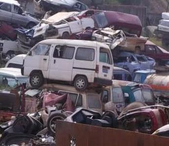福州报废汽车回收专业回收各种报废车