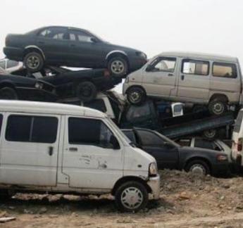 福州报废车回收-福州事故车回收