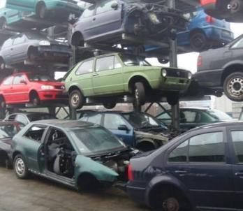 福州报废车回收报废车价格