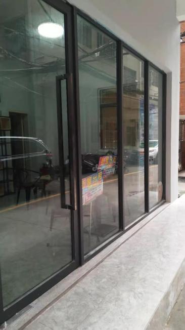 龙华新区办公室玻璃隔断 免费上门量尺寸
