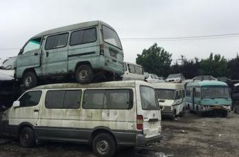 东莞报废车回收免费上门拖车