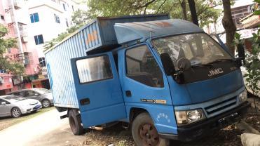 东莞报废车回收准备报废材料