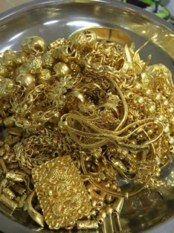 燕郊哪里回收黄金服务更安全
