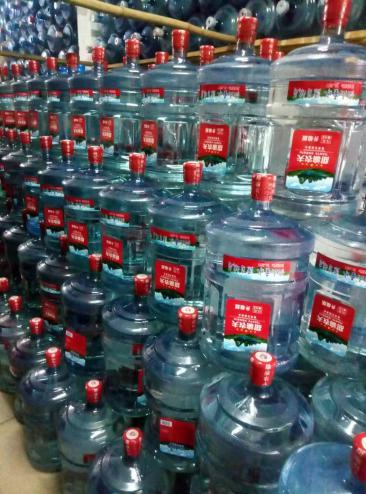 眉山桶装水配送价格透明合理