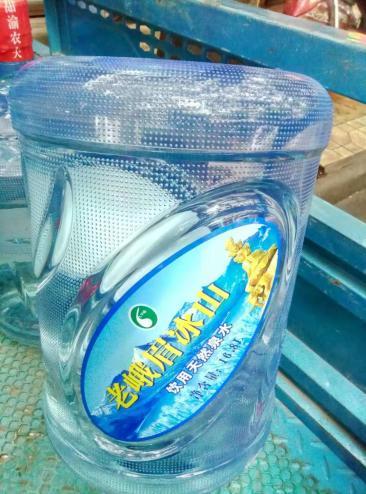 眉山桶装水水质清澈
