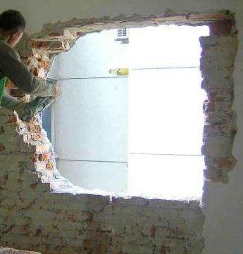 昆明房屋室内拆除施工