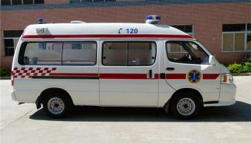阳江救护车出租怎么收费?费用咨询