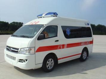 阳江私人120救护车出租公司哪家好?