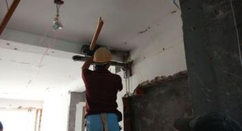 上海拆除打孔公司专业砸墙、拆除