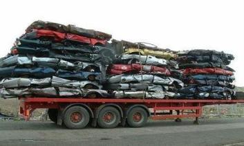 南京报废车回收专业回收拆解队伍