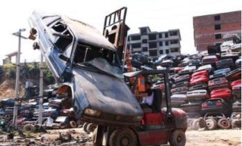 南京报废车回收安全可靠
