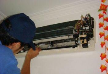 中山横栏空调维修哪里好维修价格实惠