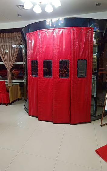 西安棉门帘产品价格
