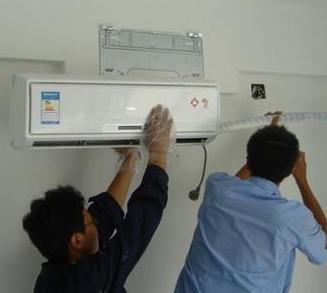 温岭空调清洗公司哪家比较靠谱?温岭空调保养