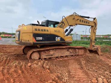 宏兴机械二手挖机买卖二手挖掘机转让手续齐全