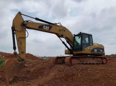 滁州二手挖掘机 现拍实物 车况非常好